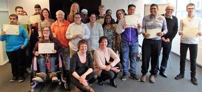 Samen Reizen met... Leerlingenvervoer Den Haag Certificaatuitreiking